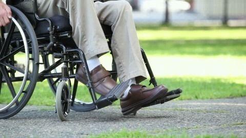 一人の車椅子の方との出会い・・